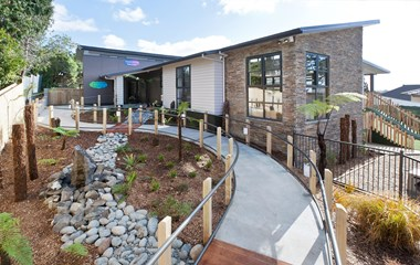 Masterbuild Commercial Winner 2013 - Magic Kingdom Childcare - Blockhouse Bay - Auckland