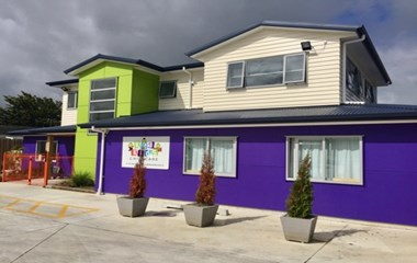 Kea Kids Childcare - ECE design - Russell Road - Mangere