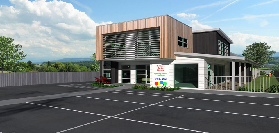 Childcare Centre - 75 kids ECE     Mangere (for lease) - Mangere - Auckland