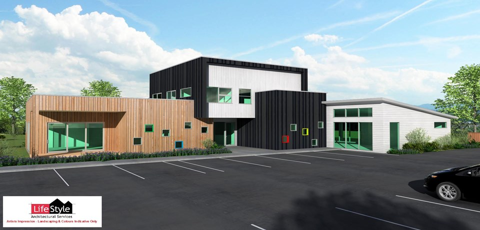 Christchurch Childcare - ECE   Modern learning environment -