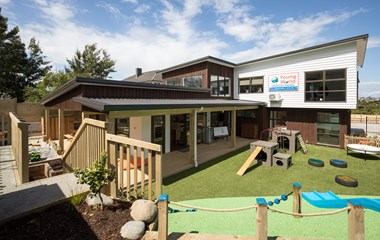 Young World Childcare Centre - Quality ECE Design -