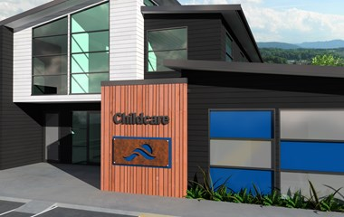Auckland Childcare - 100 Children & Head Offices -