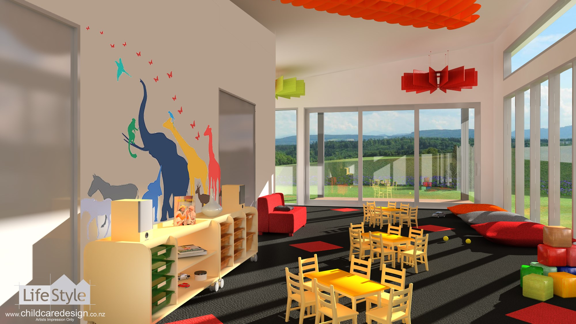 Childcare Centre Imaging -  (2)