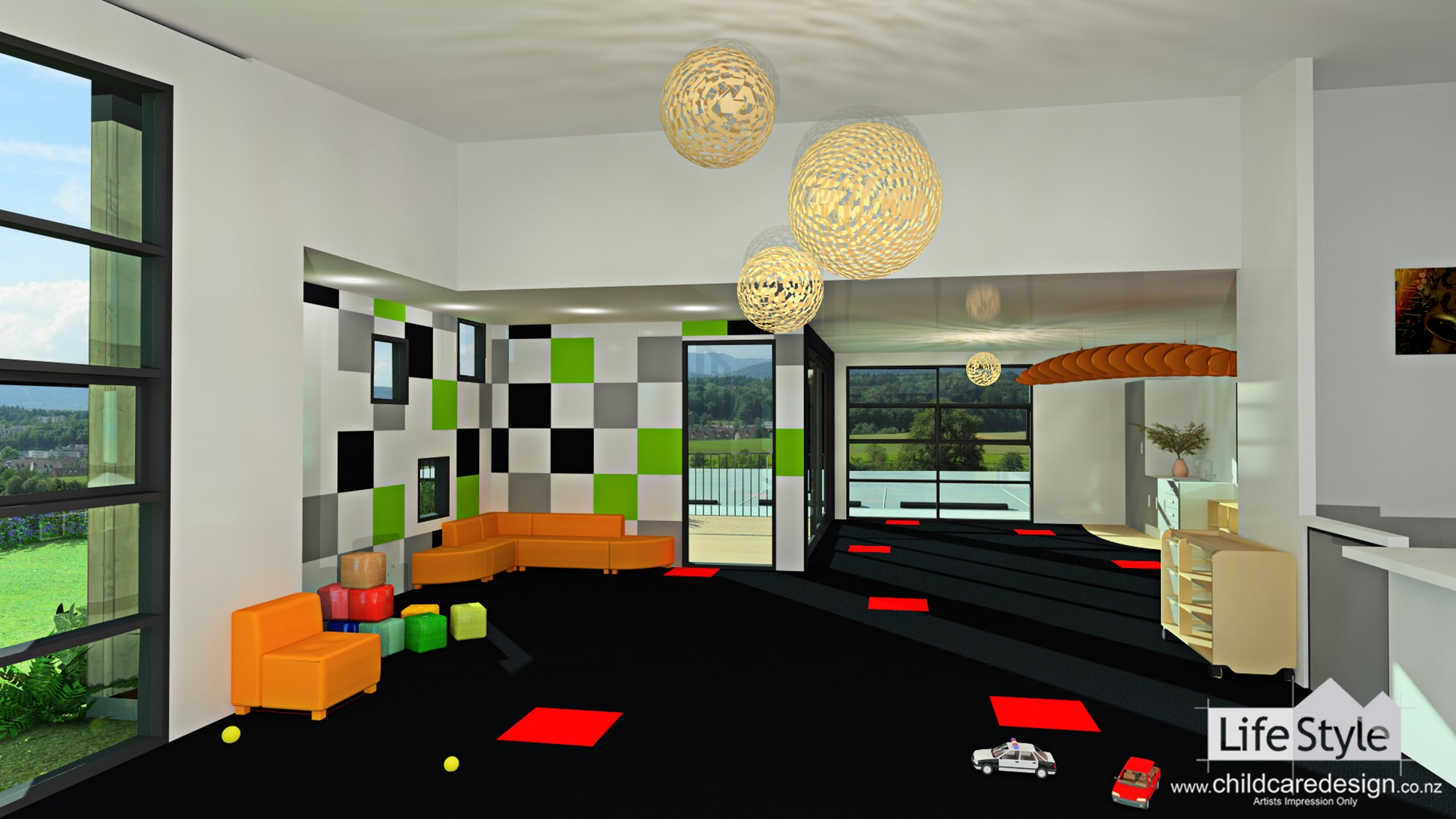 Childcare Centre Imaging -  (3)