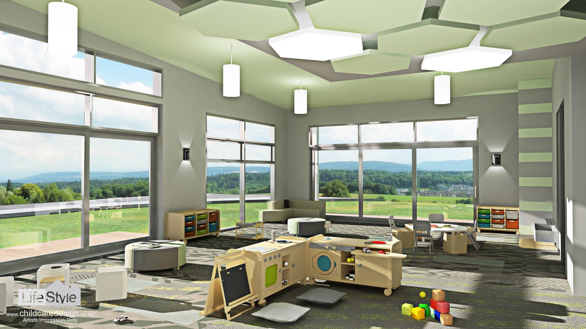 Lifestyle Architectural Services Te Atatu Childcare Centre 65