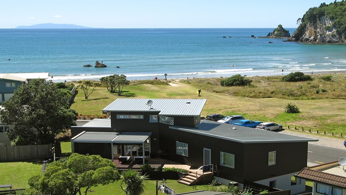 Whangamata - Award Winning Design -