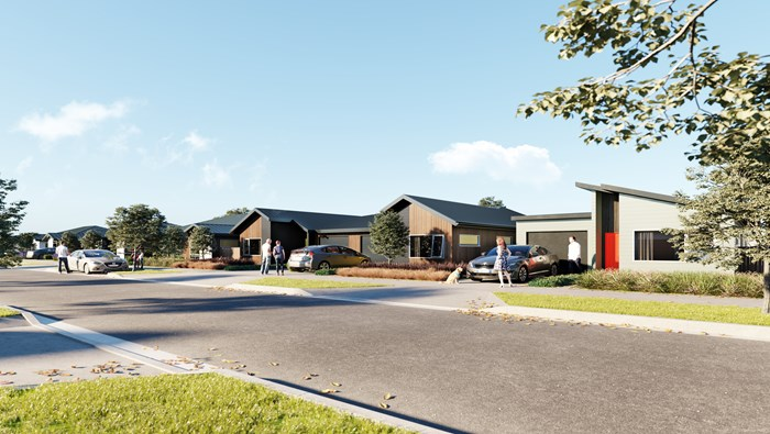 Multi Unit Housing Development - Takanini