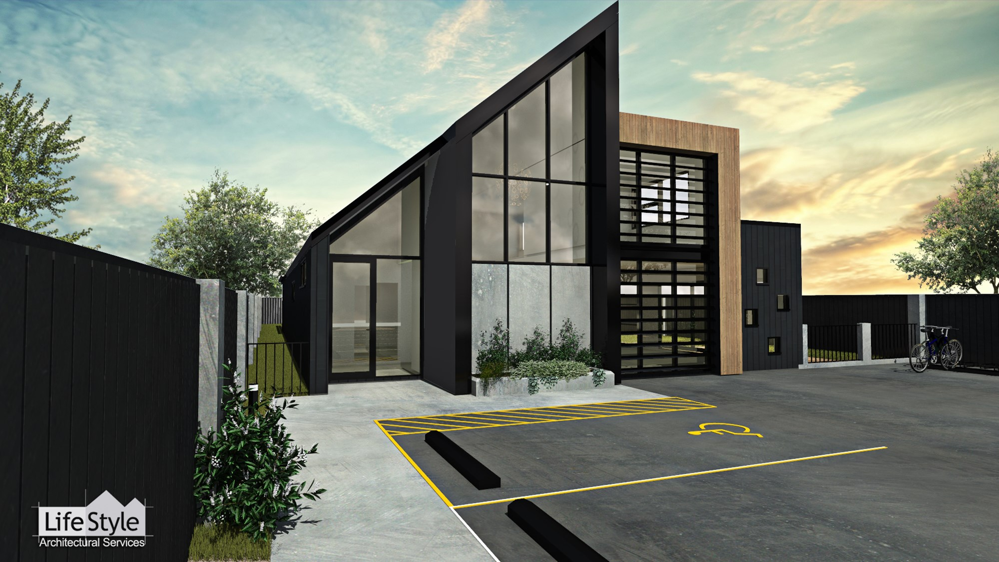 Feasibility / Design / Resource - Building Consent  - 304 Papanui Road - Christchurch