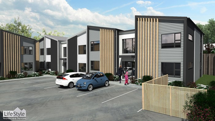 Multi Unit Development - Mangere - Auckland