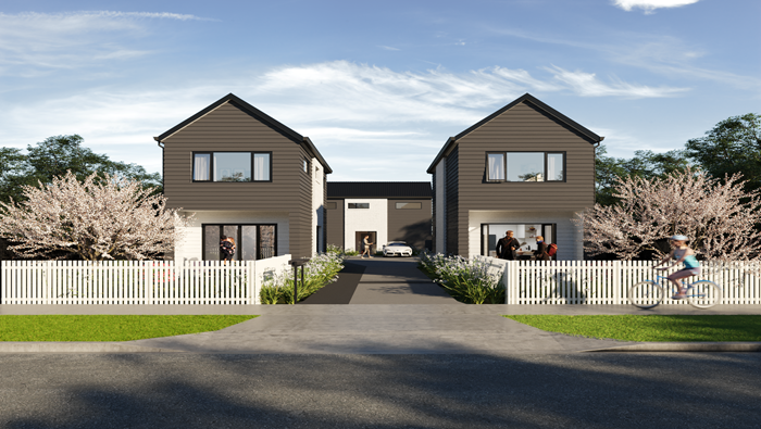 7 Unit Development  - Te Atatu