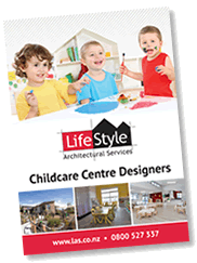 Childcare Center Brochure