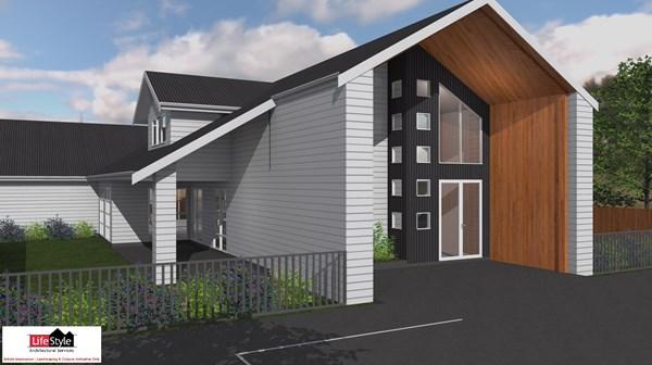 ece conceptual design child care centre ece 3 - Conceptual Design House